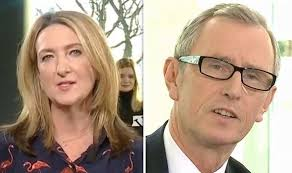 Horrified by news of the famine sweeping ireland, victoria. Bbc News Don T Get Frustrated With Me Victoria Derbyshire Fury At Tory Brexiteer Evans Uk News Express Co Uk