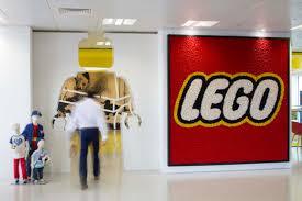 lego office. Hot Desks: Inside LEGO\u0027s Imaginative London Office Lego