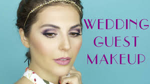 bridesmaid wedding guest plum makeup tutorial s1 ep2