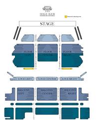 Saenger Seating Diagram Mobile Symphony Orchestra