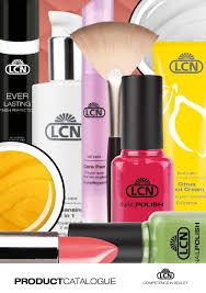 Lcn Gel Color Chart Lcn Professional Catalog 2016 By Lcn Usa Issuu