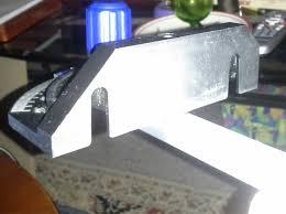 attaching aux fence to kobalt miter gauge miter gauge jpg