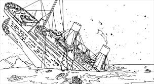 Small Picture titanic coloring pages Homeschooling Unit Study Pinterest