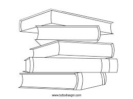 Disegni Di Libri Da Colorare Fredrotgans