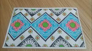 Motif batik ini masih sedikit yang mengenalnya dikarenakan desainnya sebatas untuk lokal saja. Menggambar Batik Motif Bunga Mudah Lho Youtube