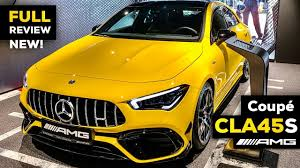 Pricing and which one to buy. 2020 Mercedes Amg Cla45 S Coupe New Full Review Brutal 4matic Interior Exterior Infotainment Youtube