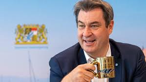 Cabinet söder is the name of any of two cabinets in the german state of bavaria led by markus söder: Kein Platz Neben Ihm An Markus Soder Kommt Niemand Vorbei Politik Nordbayern