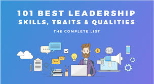 professional skills to develop list 101 best leadership skills traits qualities the complete list