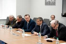 В Концерне Калашников прошла защита дипломных работ будущих  Экспертная комиссия защиты дипломов в Концерне Калашников