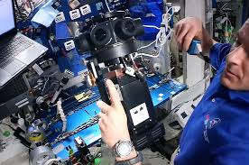 Iss Experience To Bring Public Onto And Outside Space