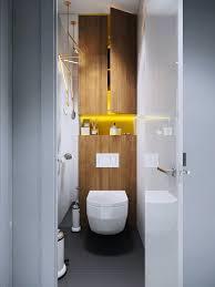 Unusual Bathroom Mirrors Minimalist Modern Bathroom Large Tiles Help To Make This Room