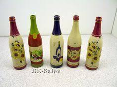 Decorative Wine Bottles Ideas Painted Wine Bottles Bing Images Wine bottles Pinterest 95