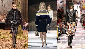 3大おしゃれトレンドが判明2018 19年秋冬の流行ファッションをプロが