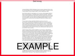 ged essay custom paper service ged essay below are an essay topic and four sample essays the holistic scores