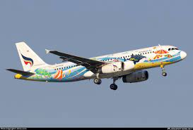 HS-PGW Bangkok Airways Airbus A320-232 Photo by Gilles astre   ID 944903