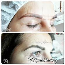 Permanentní Make Up Obočí Beauty Lash Studio