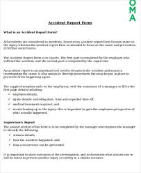 what is an incident report construction incident report template 15 free word pdf format