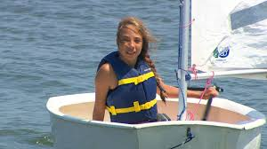 Weymouth Mom Jumps In To Save Girl Trapped Under Sailboat During Regatta –  CBS Boston