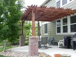 cost to build pergola over patio delightful building pergola over concrete patio ideas cost to build cost to build pergola over patio