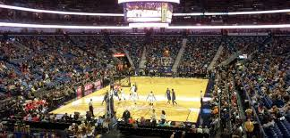 Smoothie King Seating Chart View New Orleans Pelicans Tickets Vivid Seats
