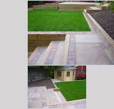 Small Picture Tamworth Landscape Garden Design Sloped garden landscaping design