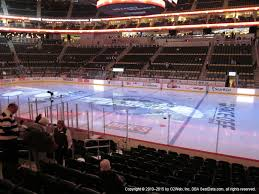 Ppg Paints Arena Pittsburgh Pa Seating Chart Ppg Paints Arena View From Lower Level 111 Vivid Seats