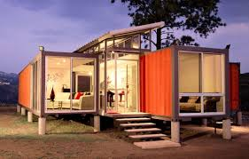 Cargo Home Cargo Container House Home Design Minimalist