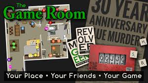 The Game Room - A Puzzle Adventure You Host at Home