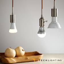 soco pendant light modern  tech lighting  metropolitandecor