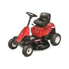 small riding lawn mower. great value rating troy-bilt 30-inch neighborhood tractor mower review small riding lawn a