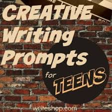 best high school writing prompts ideas middle  creative writing prompts for teens
