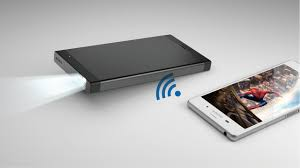 sony projector. sony\u0027s new pico mobile projector is big on image quality and viewing experience sony