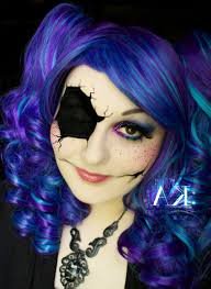 gothic doll make up broken doll makeup with tutorial