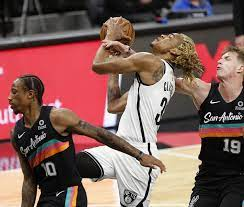 Brooklyn Nets' Nicolas Claxton Keeps Making Plays And Turning Heads