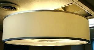 extra large drum shade chandelier large drum pendant chandelier large drum pendant lighting styling drum pendant