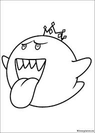 Super Mario Bros Kleurplaat Embroderiry Mario Coloring Pages