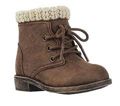 Garanimals Girls Pre Walk Combat Boot