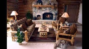 Log cabin interiors designs Cozy Youtube Fascinating Log Cabin Decor Ideas Youtube