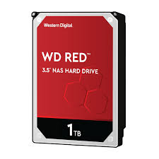 Buffalo Linkstation Solid Red Light Wd Red Nas Hard Drive