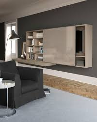 Tv Wall Unit Contemporary Tv Wall Unit Wooden With Built In Speaker Hi Fi