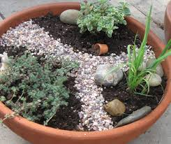 Small Picture Easy Landscaping Ideas On A Budget The Garden Throughout For