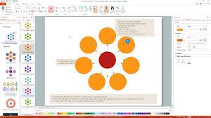 How To Create A Circle Spoke Diagram