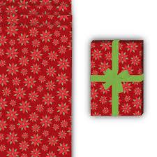 Kartenkaufrausch Groß Gemustertes Weihnachtspapier