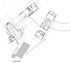 171 best plan images on pinterest architecture, floor plans and Eames House Plan Section Elevation house in winthrop by olson kundig Eames House Interior