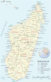Map of Madagascar | Madagascar, Design inspiration and Maps
