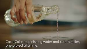 Coca Cola St Petersburg Fl How Coca Cola Returns Water Back To Nature And Communities Youtube