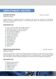 oil and gas resume cover letter - Oil And Gas Resume Template