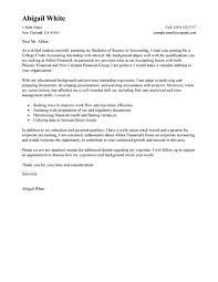Sample Finance Internship Cover Letter Finance Internship Cover Letter Sample Earpod Co