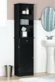Tall Storage Cabinet With Doors And Shelves Media Glass Door ...