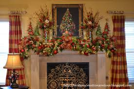 Charming Country Christmas Mantel Decorating Ideas Part - 2: Christmas  Fireplace Mantel Decorating Ideas Decor